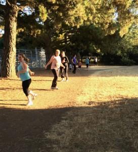 Field Running